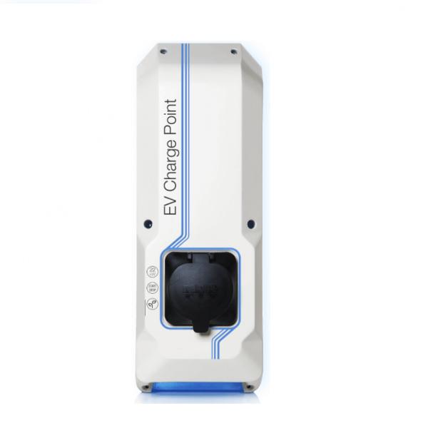 EV charging station homebox slim