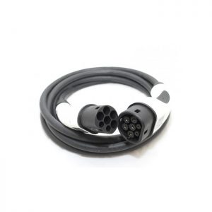 EV charging cable Type 2 to Type 2 32A 1 Phase 8m