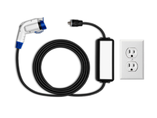 EV Charging Cable Types