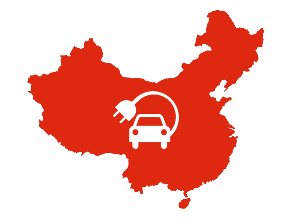 EV startups in China