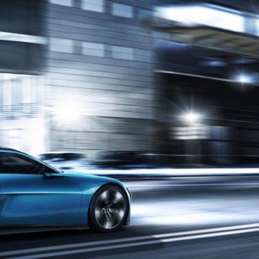 Fremtidig elektrisk bil