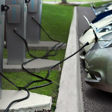 Find EV Charging Point Using Google Maps