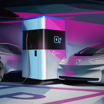 Volkswagen to launch portable EV charging station in 2019