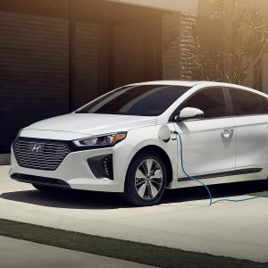 Hyundai IONIQ plug in hybrid specifications
