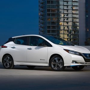 Nissan Leaf e+ Specifications