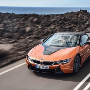 BMW i8 Roadster Specifications