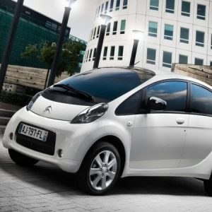 Citroen C-Zero Specifications