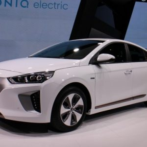 Hyundai IONIQ Specifications