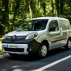 Renault Kangoo Maxi ZE 33 Specifications