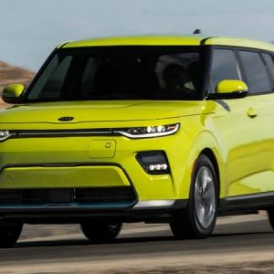 Kia soul EV 2019 Specifications