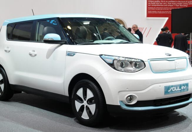Kia Soul Ev Specifications
