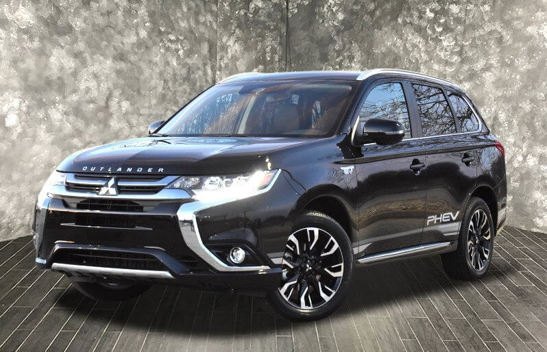 Mitsubishi Outlander PHEV Specifications | EV Charge