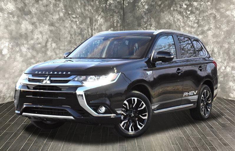 Mitsubishi Outlander Phev Akusto