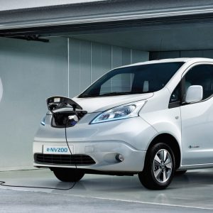 Nissan e-NV200 Evalia Specifications
