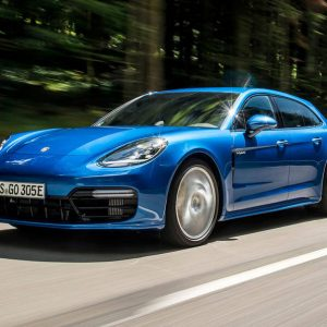 Porsche Panamera 4 E-Hybrid Sport evchargeplus