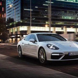 Porsche Panamera Turbo S E-Hybrid evchargeplus specs