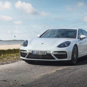 Porsche Sport Turismo Turbo SE-Hybrid