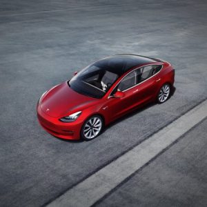 Tesla Model 3 Specifications