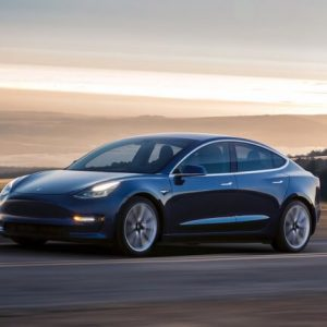 Tesla Model 3 Long Range Performance Specifications
