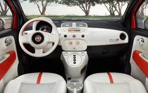 Fiat 500 e Specifications