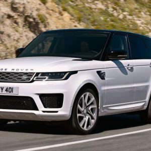 Range Rover Sport P400e PHEV specifications