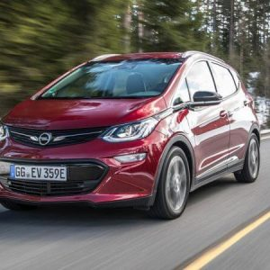 Opel Ampera-3 Specifications