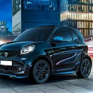 Smart EQ Fortwo coupe specifications