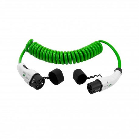 08-Spiral charging cable Type 2 to Type 2 32A