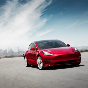 Tesla Model 3 Is Taking Over Europe