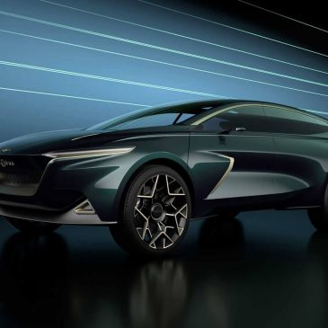 Aston Martin Reveals The Lagonda All-Terrain Concept