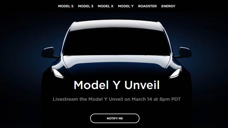 Tesla-model-y-reveal