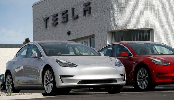 Tesla Model 3 To Break EV Sales Record In Norway?