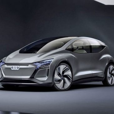 Audi's Self-Driving EV Concept | AI:ME