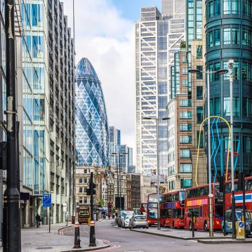 Ultra Low Emission Zone in London is Now Active
