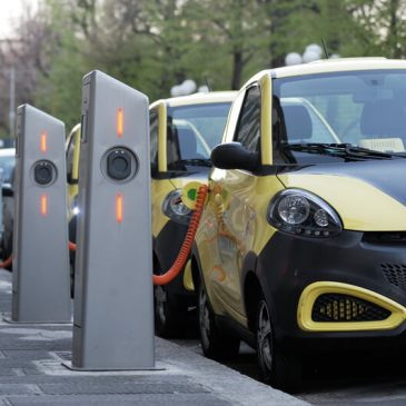 Germany The #1 Plug-in Electric Car Market in Europe