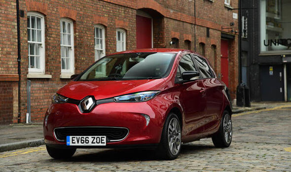 This image has an empty alt attribute; its file name is renault-zoe-review-price-range-pictures-852027-1.jpg
