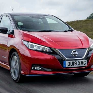 New Nissan Leaf Long-Range EV Details