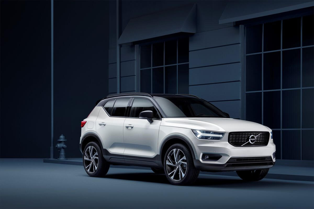 Volvo Electric Suv >> Volvo Xc40 Electric Ev Charge