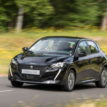 Peugeot e-208 Hatchback Specifications and Prices