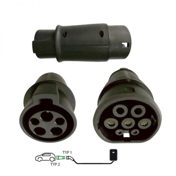 EV adapter Type 2