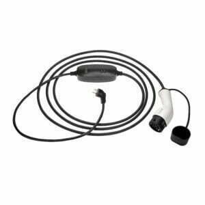 EV portable charging cable