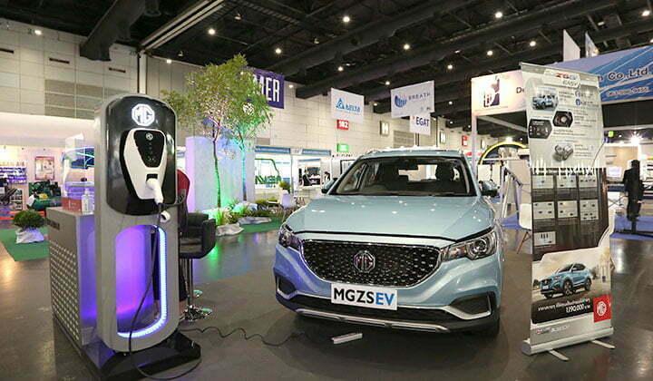 Sähköauto tapahtumat ja näyttelyt 2021