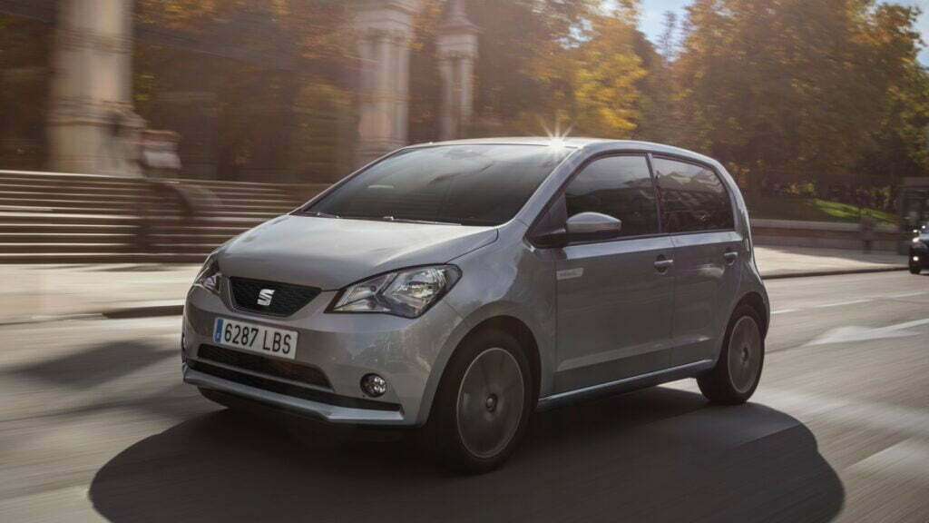 The most affordable EV Seat Mii