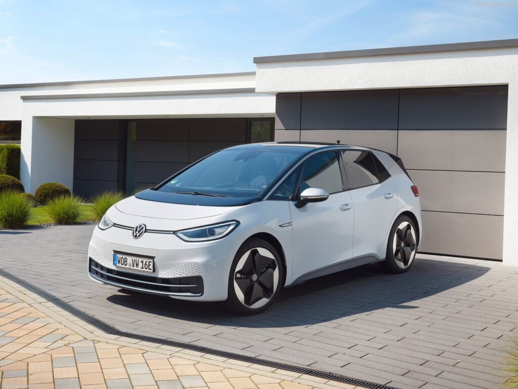 The most affordable EV Volkswagen ID.3