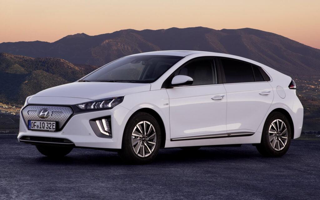 Hyundai IONIQ affordable ev.