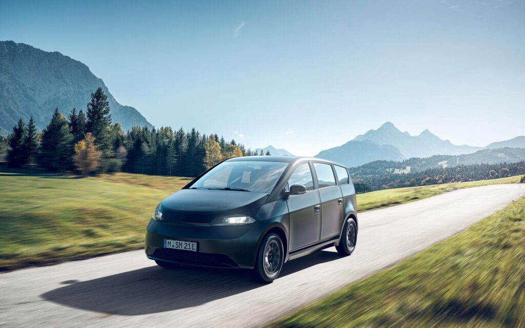 The most affordable EV Sono Sion
