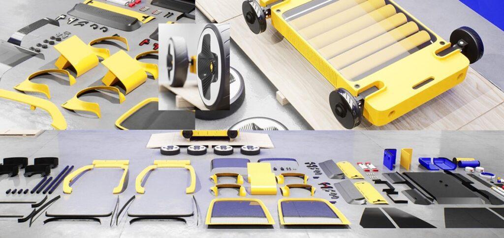 Höga Ikea EV kit