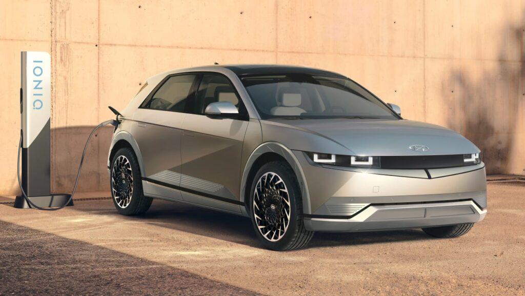 Hyundai Ioniq 5 all electric SUV